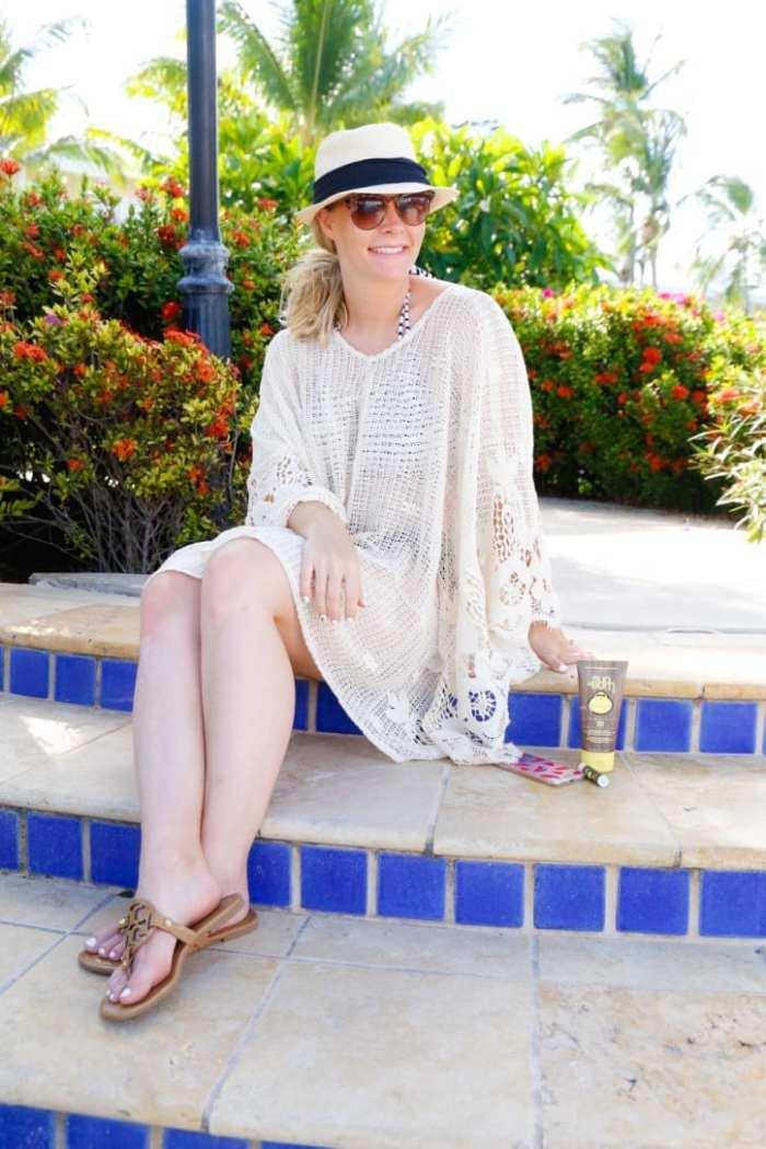 poolside -Vanilla Beach Swim- Bahamas- Vacation - Beach Fashion - Summer Trends-1
