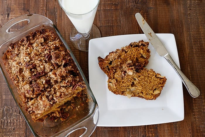 The Best Pumpkin Apple Bread Recipe You'll Try This Fall!