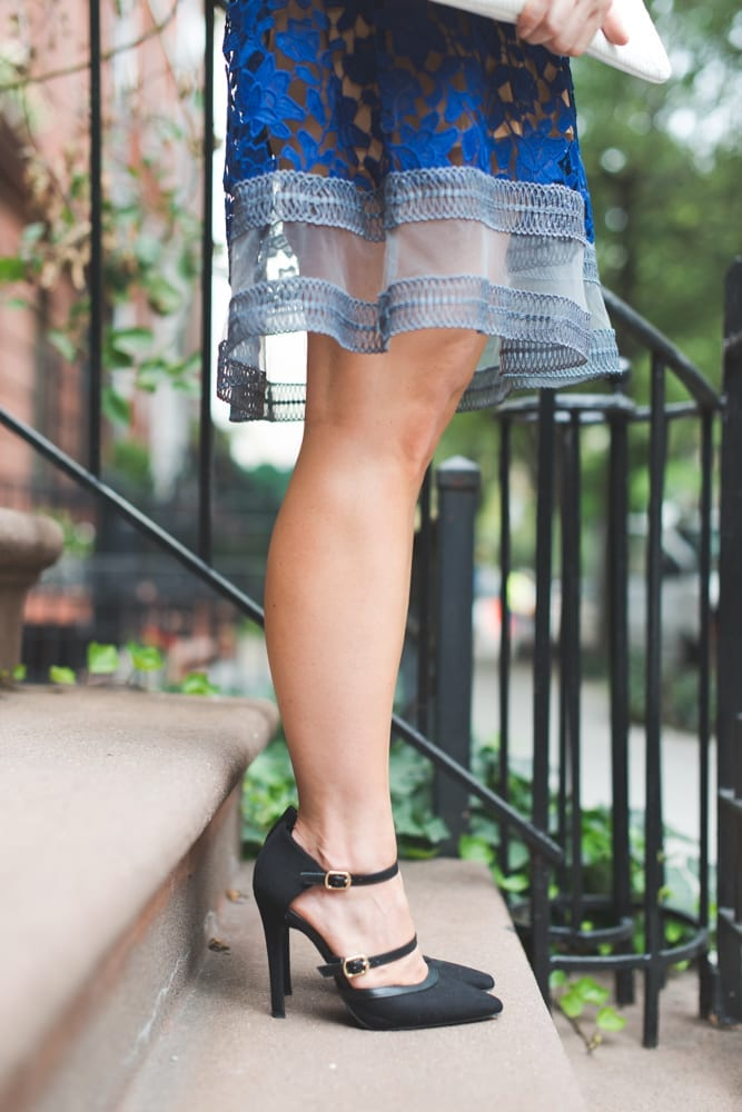 Blogger, Ashley Pletcher shares affordable fashion trends with this look for less!