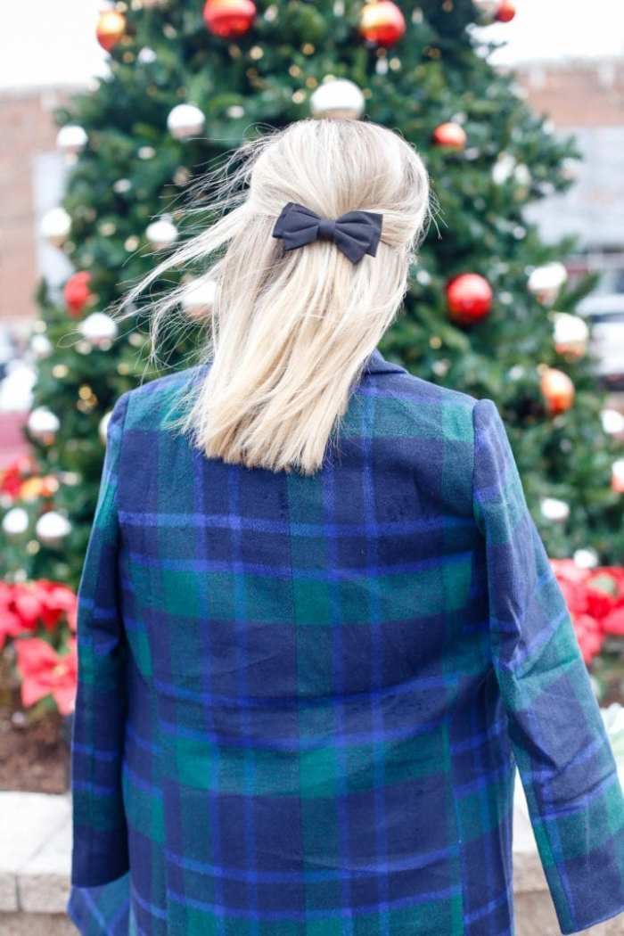 Ring in the New Year with a darling little bow!