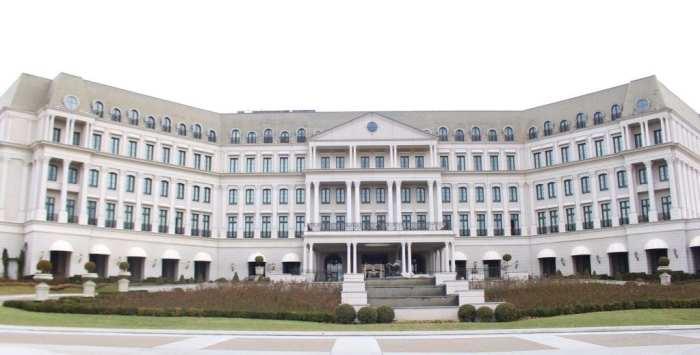 Nemacolin Woodlands Resort - Farmington, PA - Chateau Lafayette