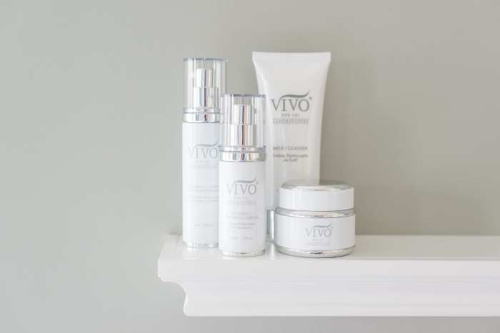 Vivo Per Lei cleaning products for spring time