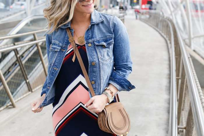 Madewell Denim - Target Style- Fashion Under $30 - Maternity Style- Target Slip Dress