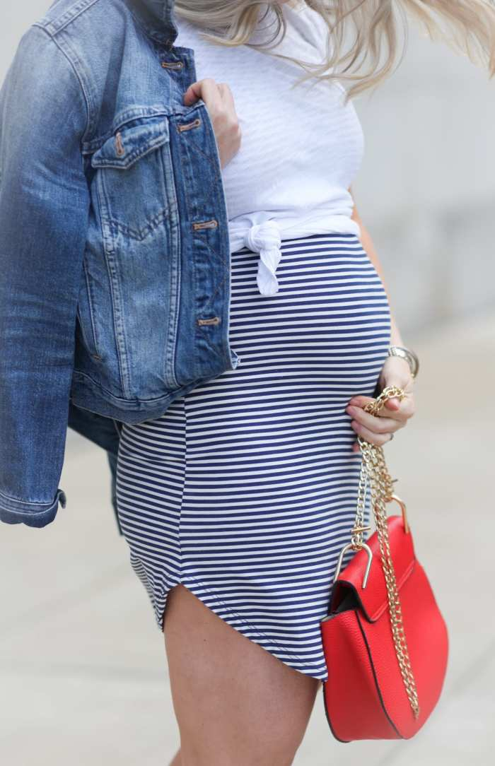 Memorial Day Sales - Maternity Fashion - Style the Bump - Fashion Blogger- Americana Fashion