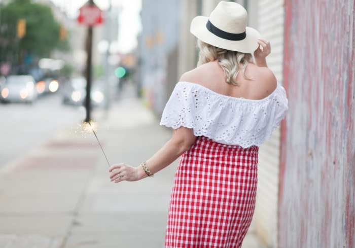 Summer Gingham Outfit Inspiration