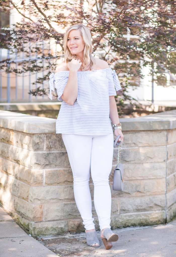 Nordstrom-Anniversary Sale-Blogger- Summer Fashion- White Denim