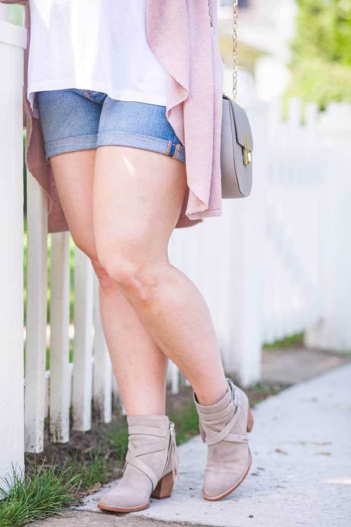 Ashley Pletcher - blogger - fashion blogger - Sam Edelman Bootie - Nordstrom anniversary sale- maternity - mom blog - Pittsburgh