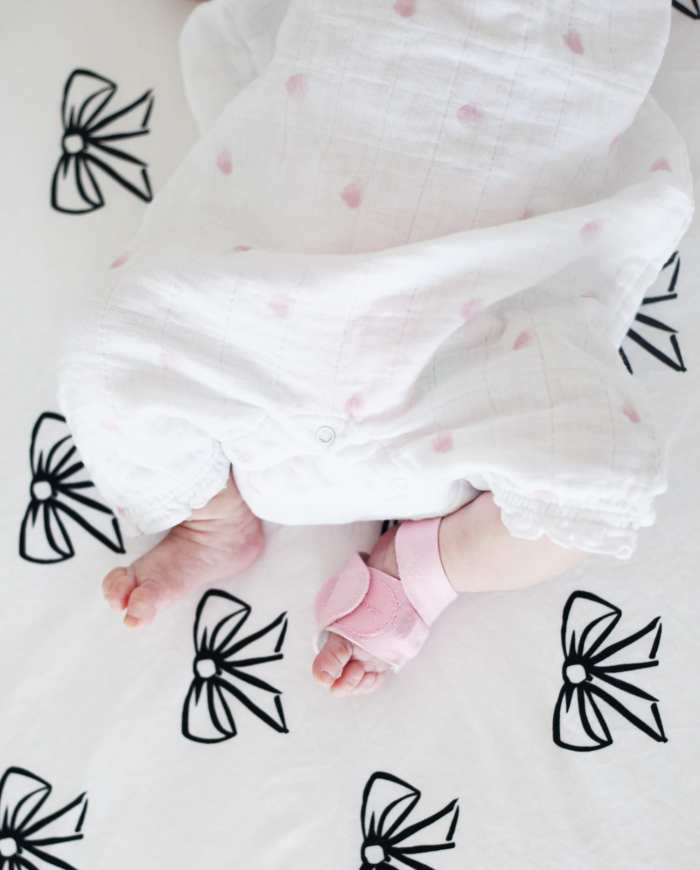 sleep better- Owlet Smart Sock- Owlet Care- Baby Feet