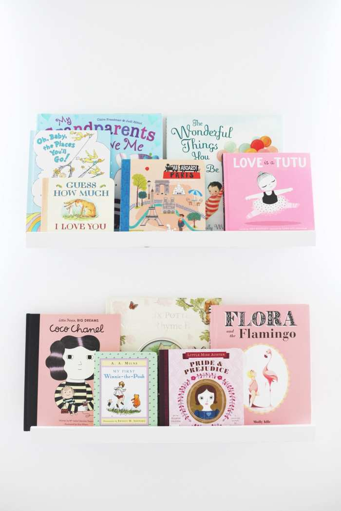 Nursery Wall Bookshelves - Nursery Decoration