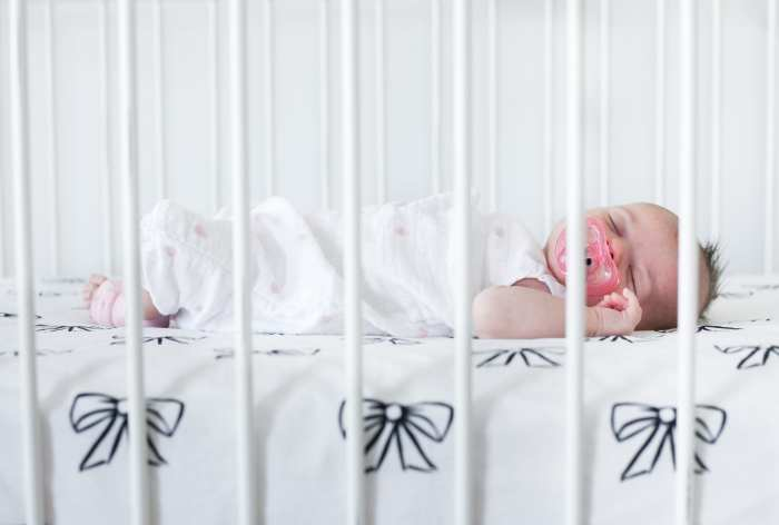 sleeping baby- sleep better - newborn