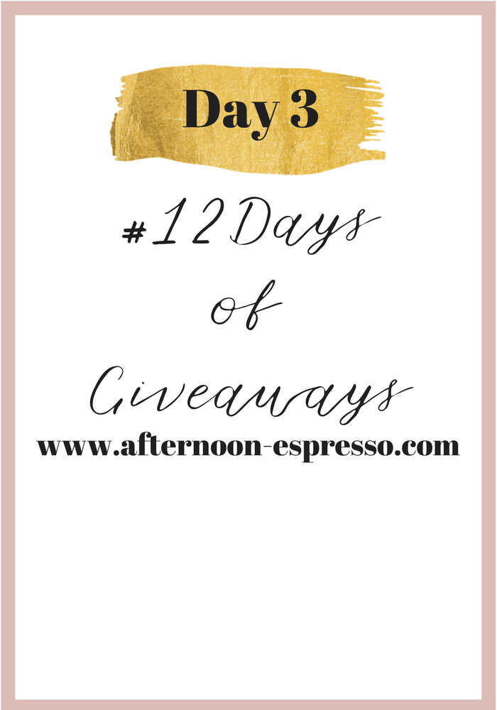 Day 3 of #12DaysofGiveaways with a  Pureology Holiday Gift Set!