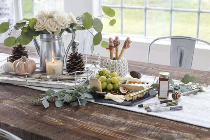 Trapp Fragrance - Trapp Luxury Candles - Holiday Entertaining - Holiday Charcuterie