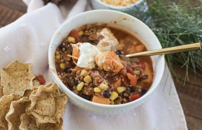Walmart InHome - Grocery Delivery Service- Walmart- Hearty Turkey Chili - Recipe