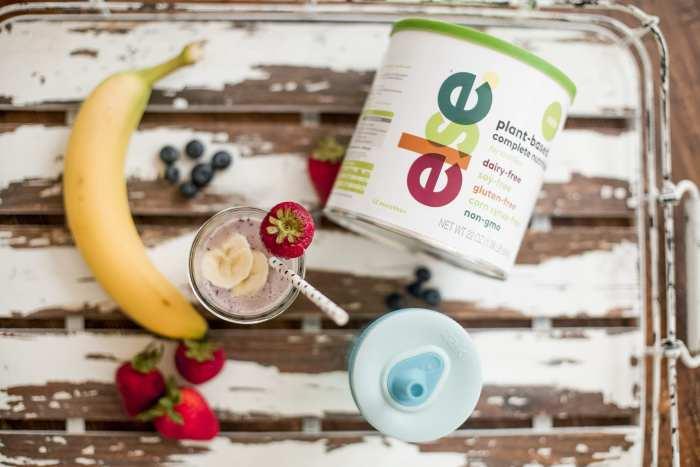 Dairy Free Smoothie Recipe- Else Nutrition- Toddler Smoothie Recipe