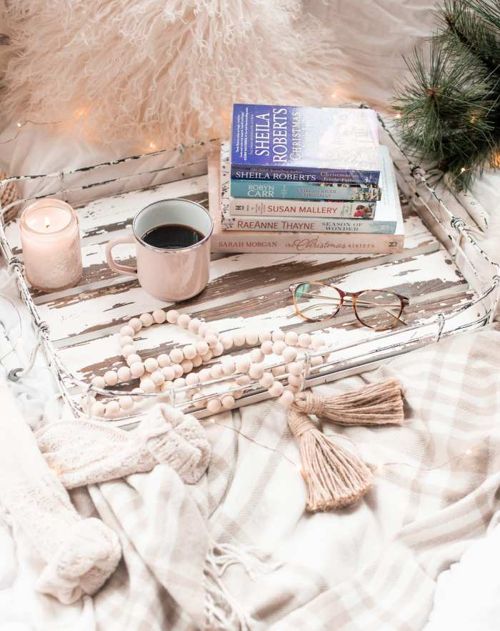 Christmas in Summer Reading List - Harlequin Books - BookClubbish