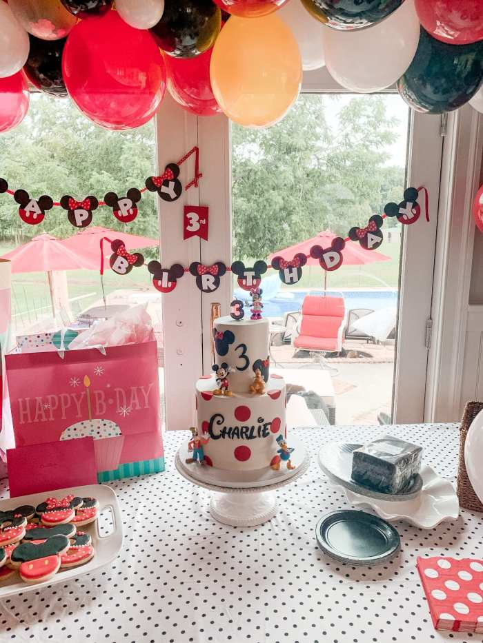 Mickey Mouse Clubhouse Party - Birthday Party Idea- Kids Party- Tasty Bakery - Pittsburgh Bakery - Birthday Cake