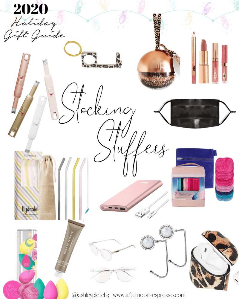 2020 Holiday Gift Guide – Stocking Stuffers  + Giveaway
