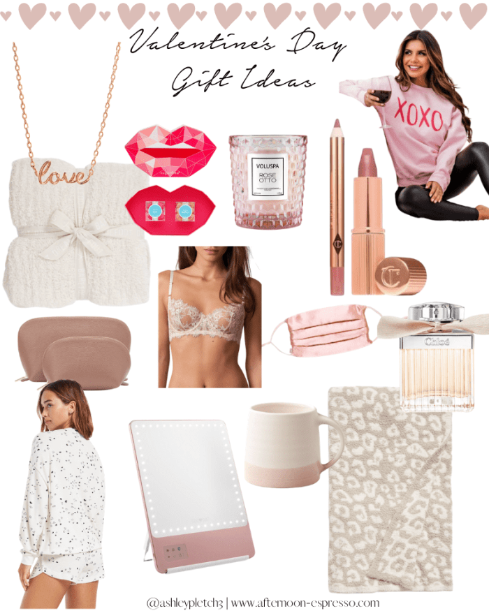 14 out of the box valentine's day gift ideas- Ashley Pletcher - Afternoon Espresso- Valentine's Day Gift Guide