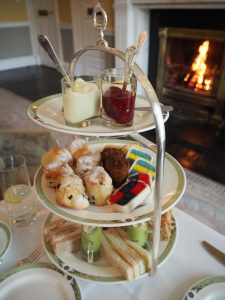 "The Merrion Hotel ""ART"" Afternoon Tea"