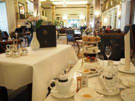 Afternoon Tea at The Hotel Atlantic, Hamburg – Review ★★★★☆