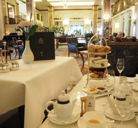 High tea at The Hotel Atlantic, Hamburg – Review ★★★★☆