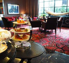 Four Seasons Park Lane Afternoon tea