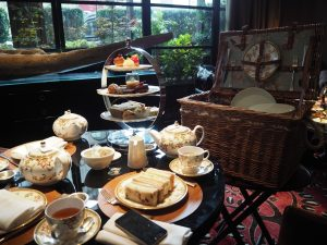 Four Seasons Park Lane London - Summer Afternoon Tea