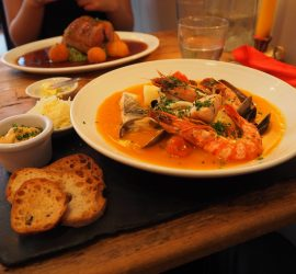 Dinner at Chez Elles Bistroquet, London – Review ★★★★★