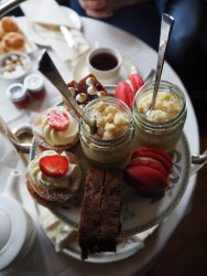 Afternoon Tea at Mallory Court Hotel, Leamington Spa – Review ★★★★★