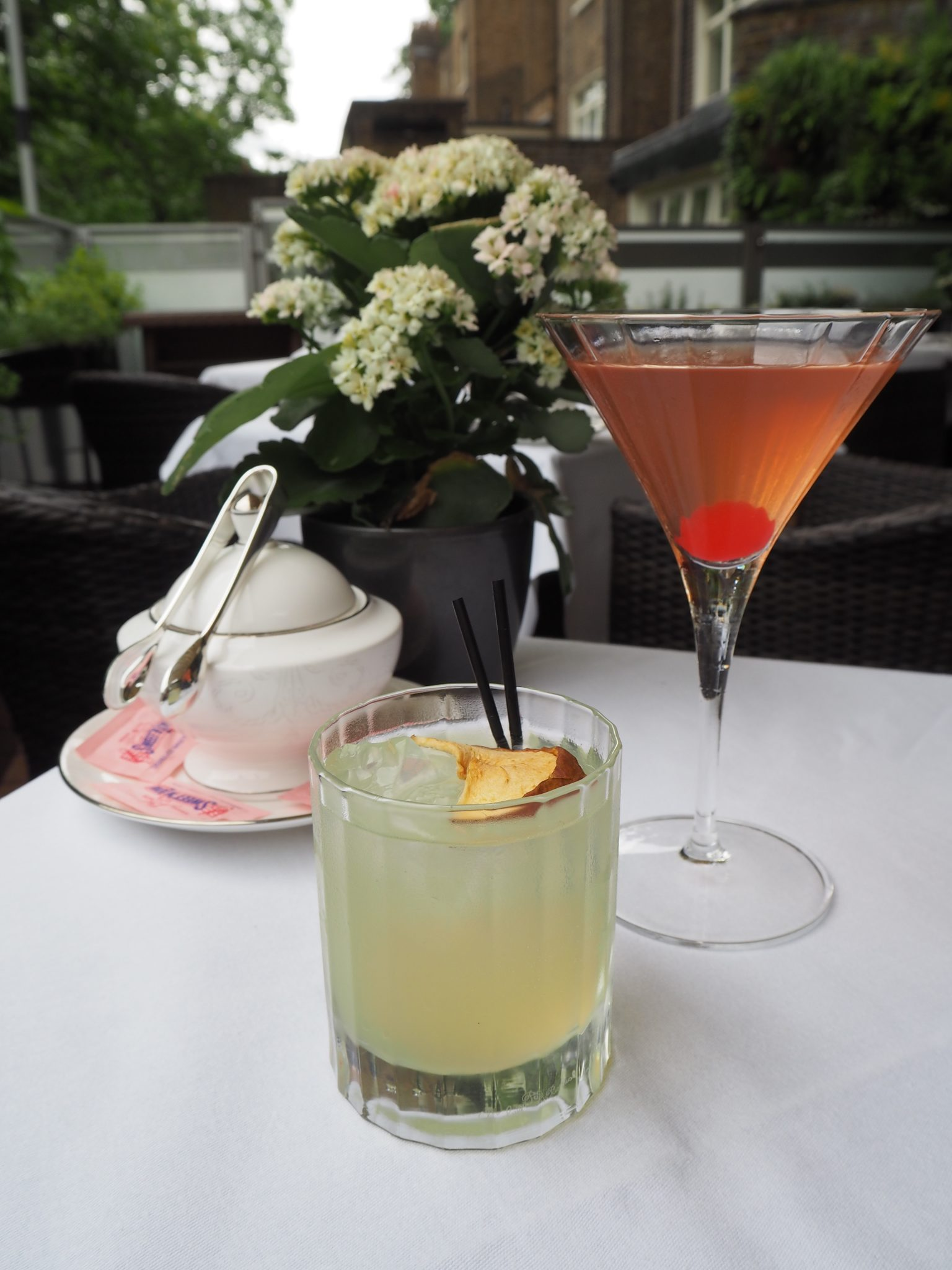 Cocktails - Montague on the Gardens Hotel London
