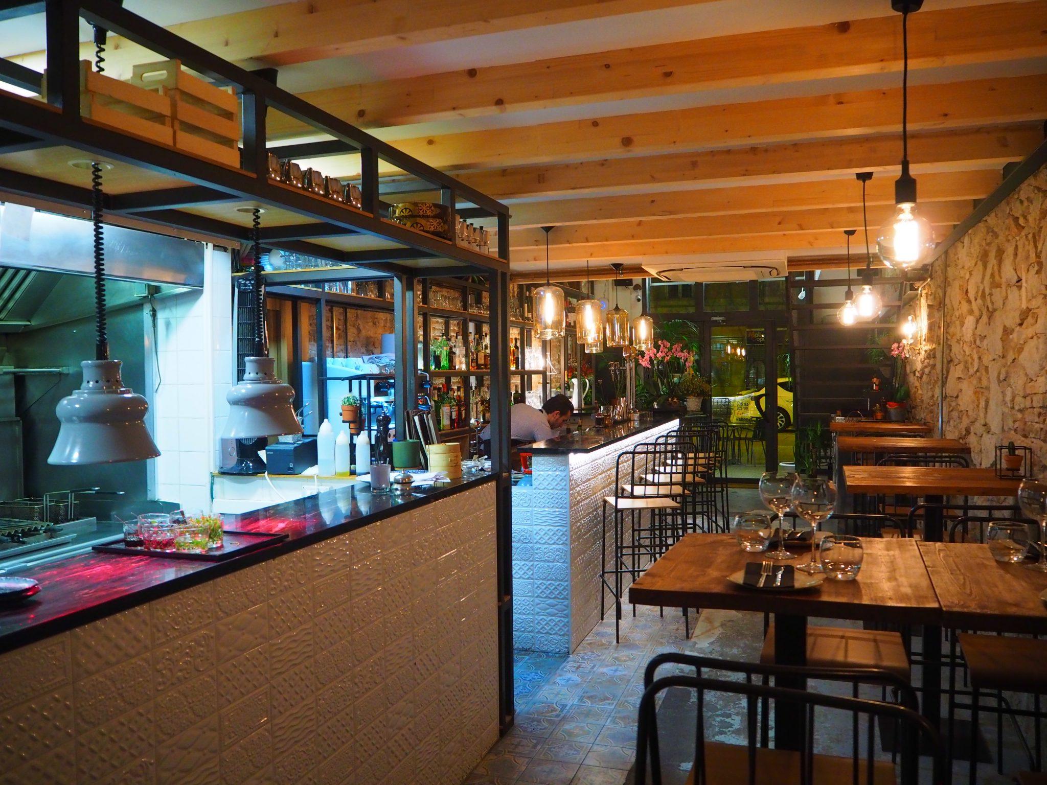 Agust Gastrobar Barcelona - Ground floor / Rez-de-chaussée