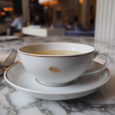 Tea at The Waldorf Astoria Amsterdam