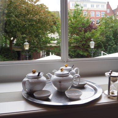 Tea at The Waldorf Astoria Amsterdam