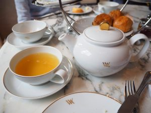 Oolong Tea - The Waldorf Astoria Amsterdam