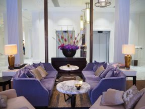 Waldorf Astoria Amsterdam - Peacock Alley