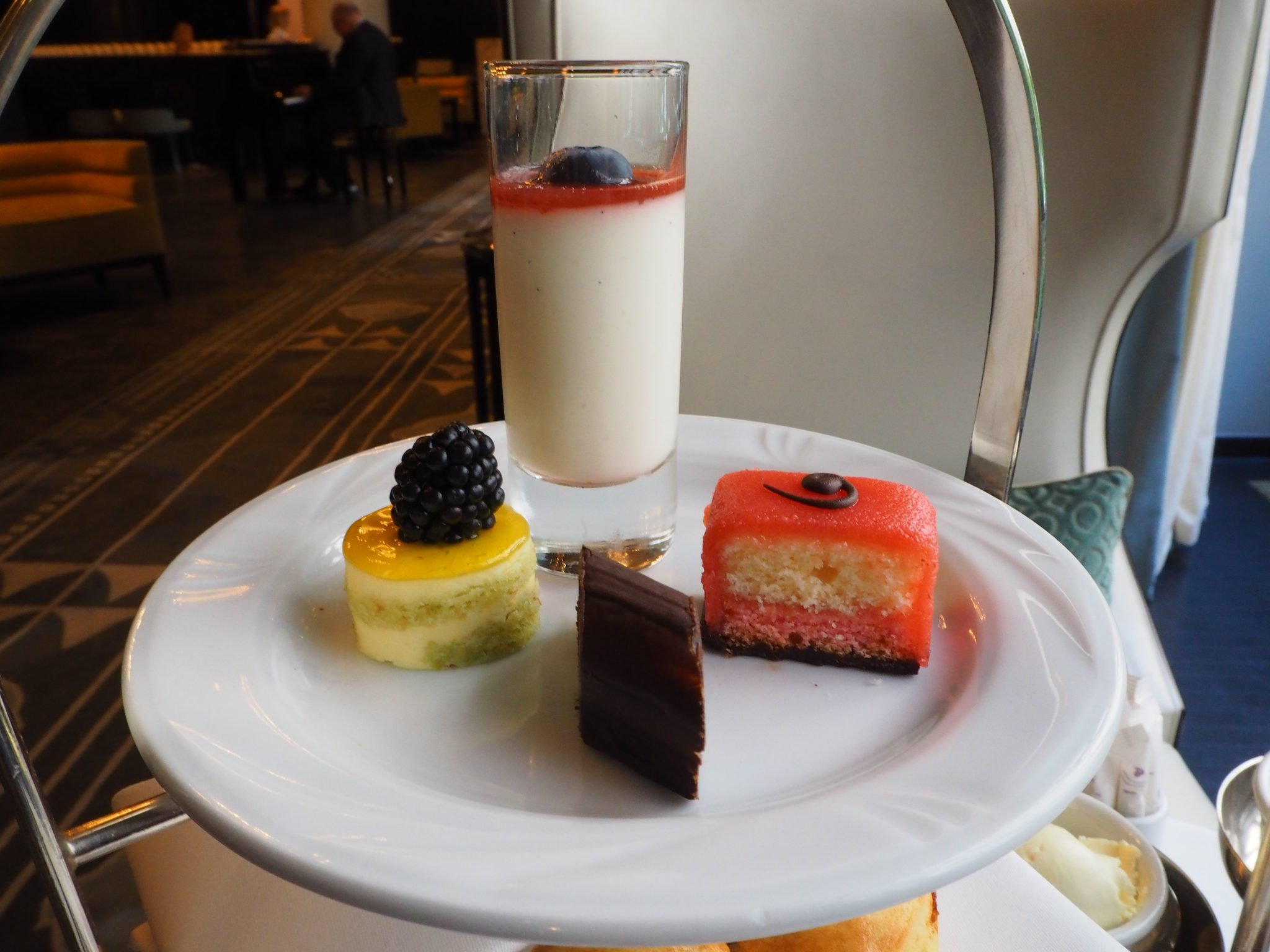 Afternoon Tea Cakes & Pastries - Hotel Bristol Warsaw