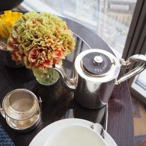 Shangri-La at the Shard - Tea