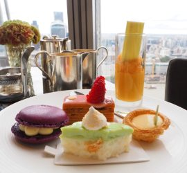 Afternoon Tea at The Shangri-La at The Shard, London – Review ★★★☆☆