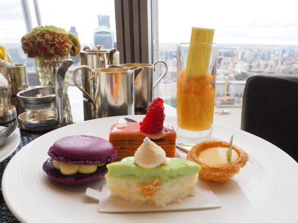 South-East Asian Afternoon Tea Sweets