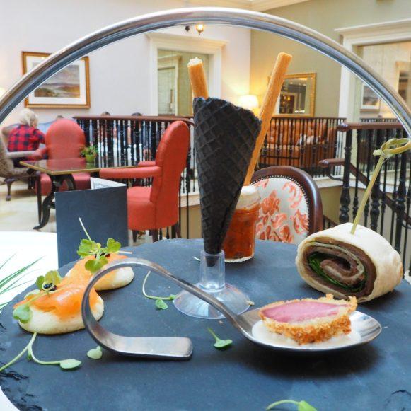 Savouries - The Westin Hotel Dublin
