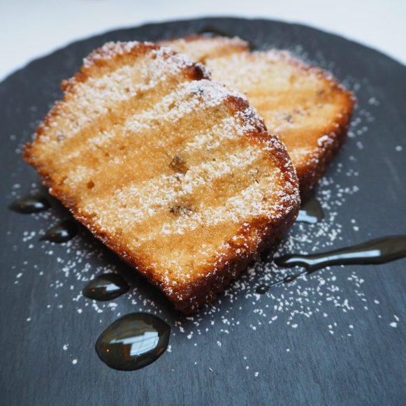 Banana Bread - The Westin Hotel Dublin