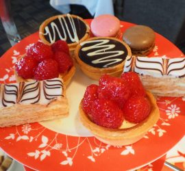 Afternoon Tea at AMBA Hotel Marble Arch, London – Review ★★★☆☆