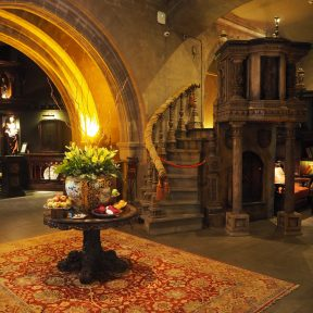 Coombe Abbey Lobby