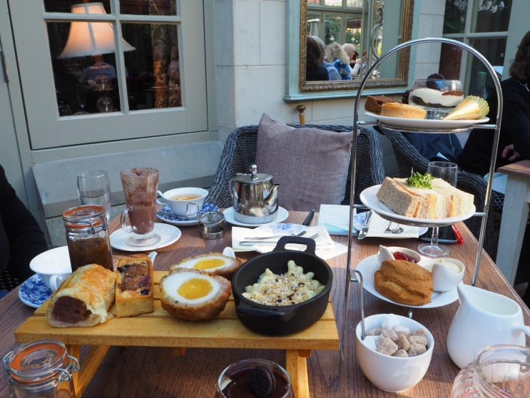 Coobme Abbey Abbot's and Knight's Afternoon Teas
