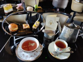 Afternoon Tea at The Edgbaston Boutique Hotel Birmingham – Review ★★★★★