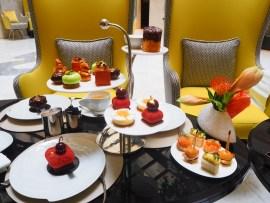 Tea Time de l'Hôtel Le Burgundy Paris – Avis ★★★☆☆ (French/Français)