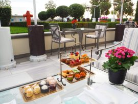 Afternoon Tea at Four Seasons Istanbul at the Bosphorus – Review ★★★★★