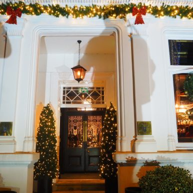 The Edgbaston Boutique Hotel - Front Door