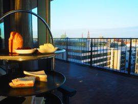 Afternoon Tea at The Westin Hamburg at Elbphilharmonie – Review ★★★☆☆