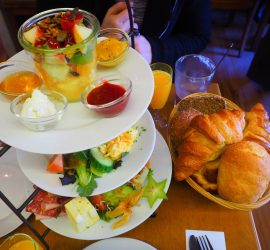 Breakfast & Brunch at Pauline Café & Bistro, Hamburg – Review ★★★★★